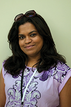 Awanthi Hewage, WVC Chemistry faculty