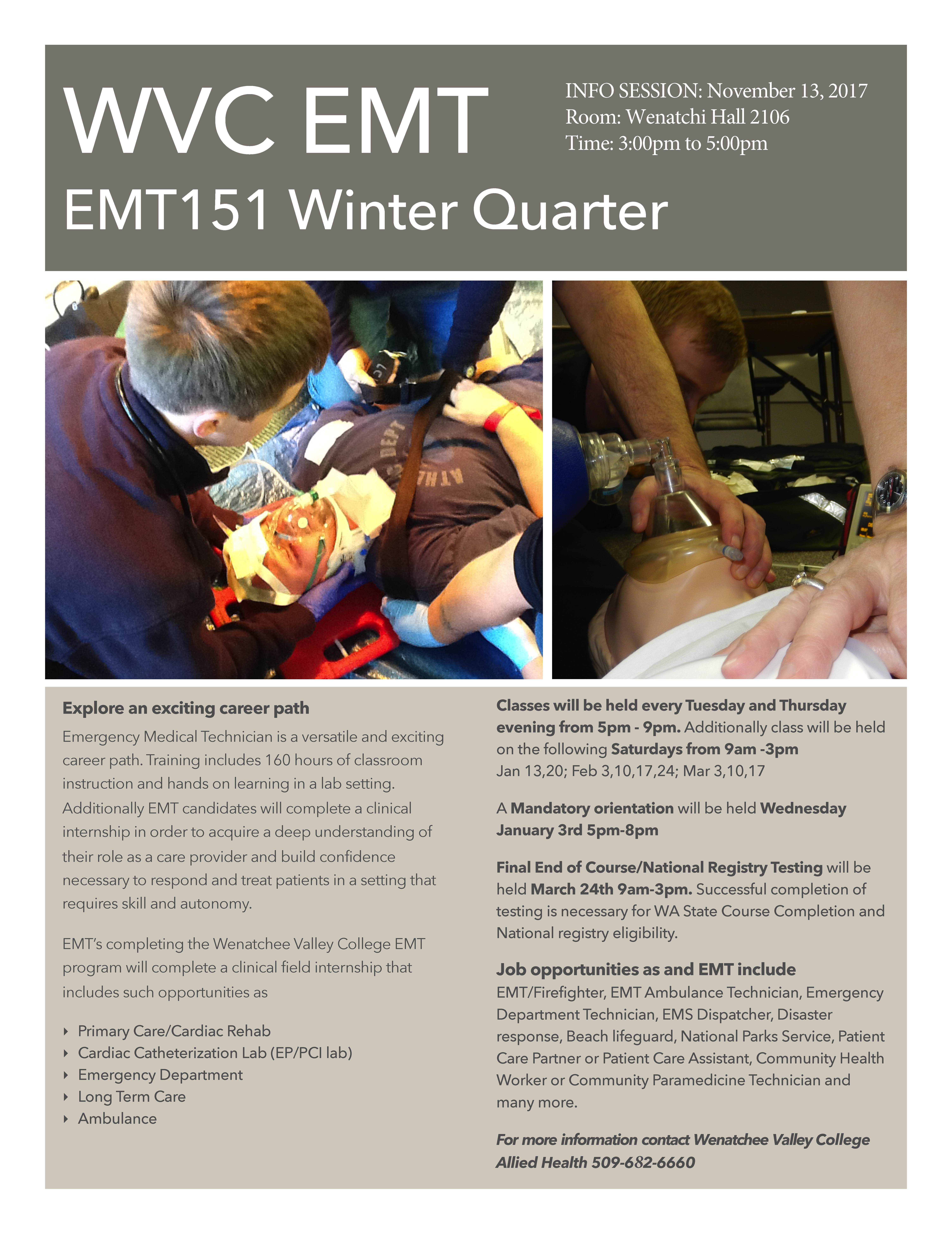 the responsibilities of an emergency medical technician emt during an emergency response