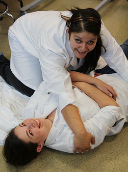CNA nursing students image