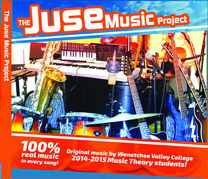 The Juse Music Project CD cover image
