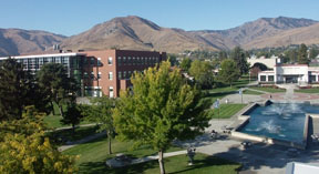 Wenatchee campus image