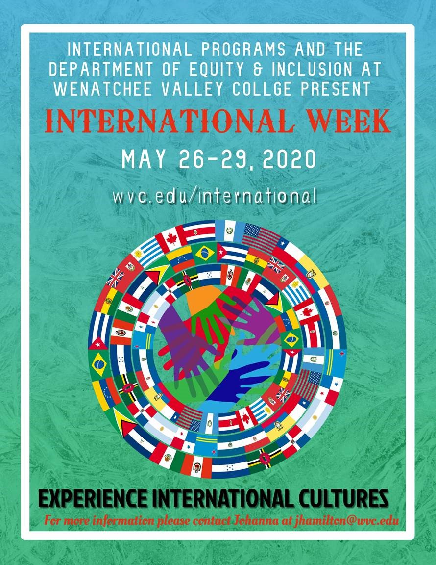 international week poster