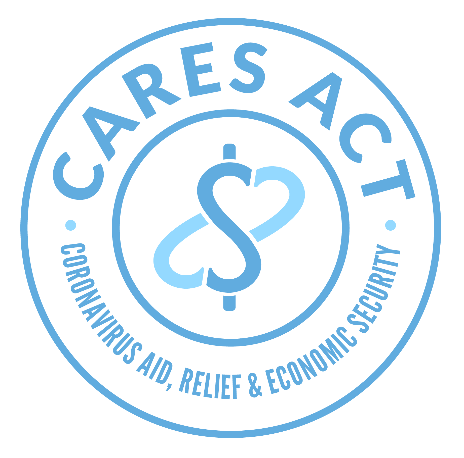 CARES Act Badge