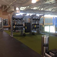 REC Center Weight Training