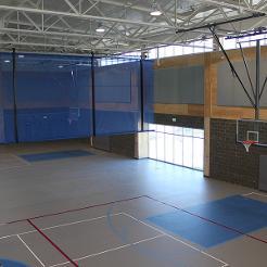REC Center Indoor Courts