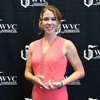 Dianna Haglund, WVC Hero 2018