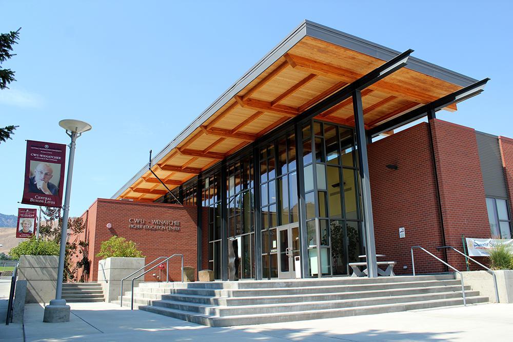 Campus Photos Wenatchee Valley College