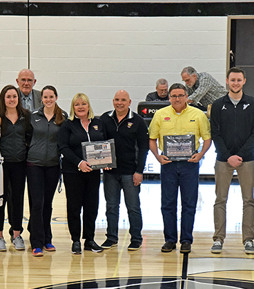 Smith Gym Donor Recognition