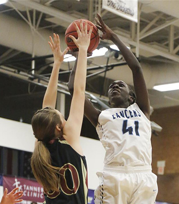 Rachel Odima Commits to WVC Women's Basketball