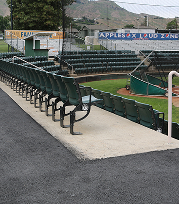 Upgrade to Paul Thomas Sr. Baseball Stadium completed thanks to donors