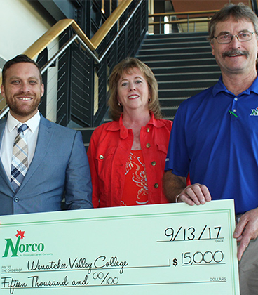 Kissler family gives $15,000 towards welding scholarship