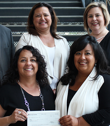 Knights Care Fund receives grant from Women's Service League of NCW